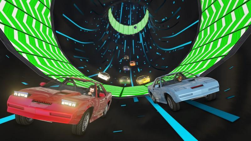 GTA 線上模式「炫炮特技:特殊載具巡迴賽」