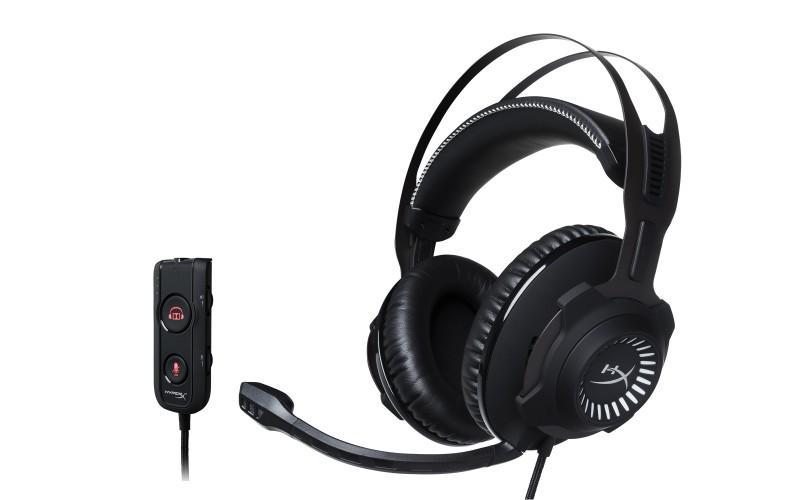 HyperX Cloud Revovler S 電競耳機 全新上市