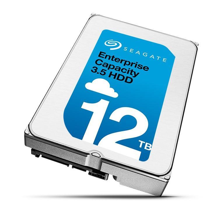希捷發表專為次世代資料中心設計的12TB企業級硬碟
