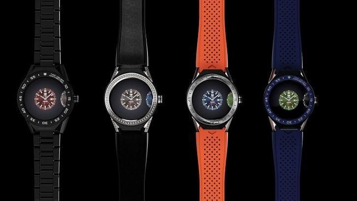 TAG Heuer發表全新智慧手錶