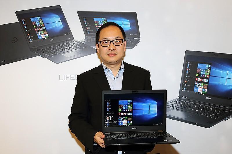 富士通推出多介面輕薄系列 高規格打造頂尖商務筆電