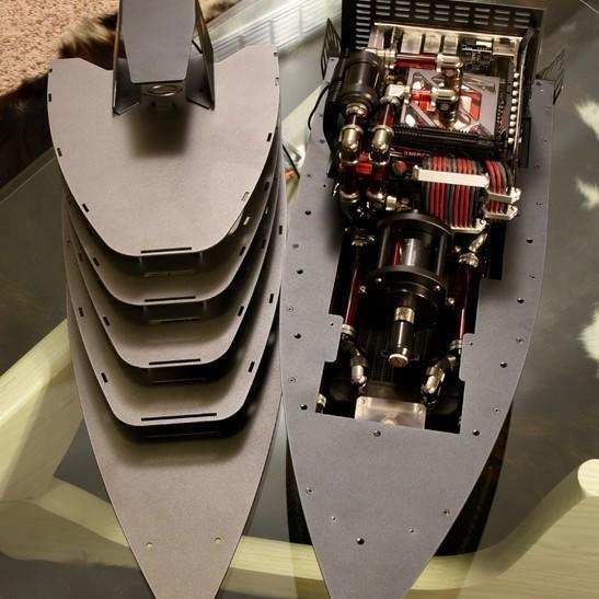 ROG Yacht