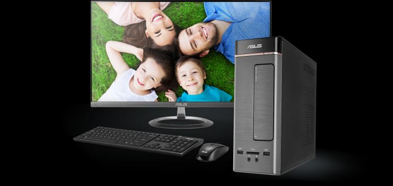 ASUS VivoPC K20新款登場,多款CPU與GPU組合且10公升體積運作安靜