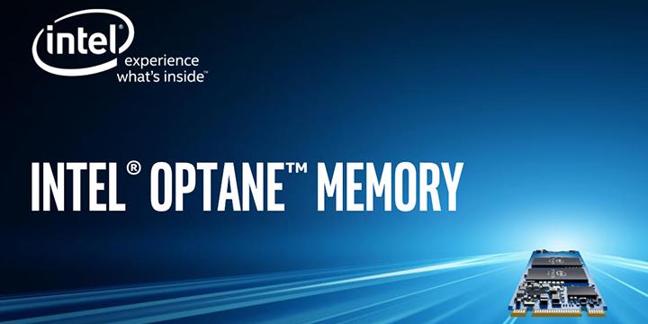 Intel Optane Memory M.2固態硬碟提升電腦效能搭配大容量硬碟保有更大使用空間