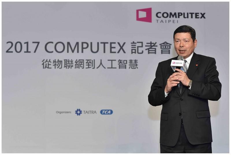 建構全球科技生態系,2017年COMPUTEX 記者會開跑
