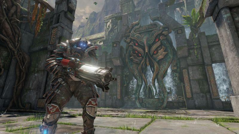 Quake Champions將於4/6開始封測,Quaker們準備好了嗎?