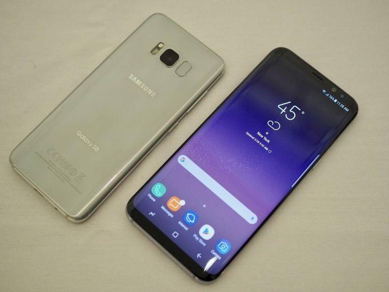 三星Galaxy S8工程機曝光:雙攝鏡頭+前置指紋