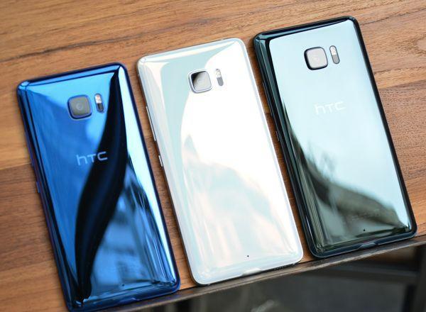 HTC U 旗艦機規格曝光,還有一項特殊新功能!