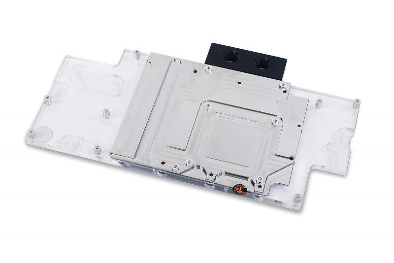EK推出EVGA FTW2系列顯示卡水冷頭,可支援十張EVGAV顯示卡
