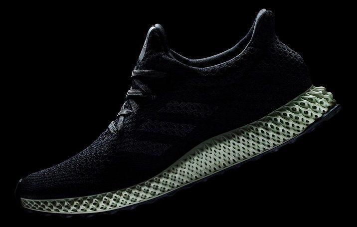 adidas愛迪達全球首款3D列印量產運動鞋:避震效果提升