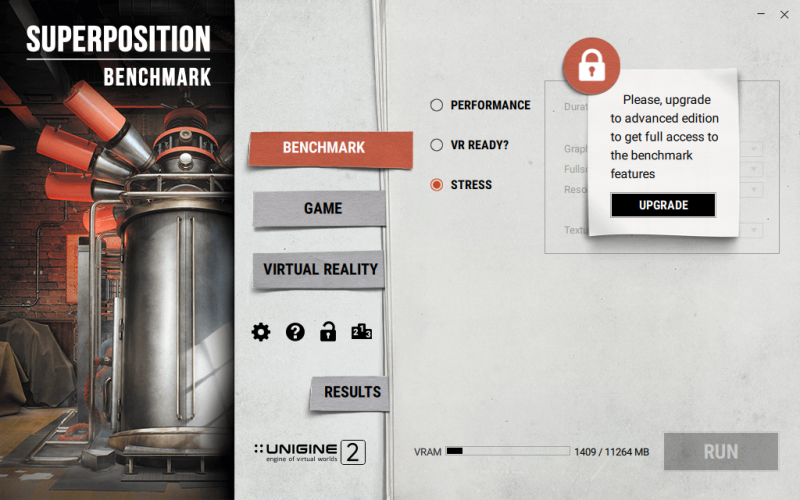 Unigine SUPERPOSITION BENCHMARK測試軟體正式登場,玩家可以下載囉