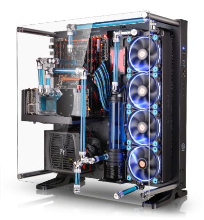 曜越TT Premium Concentrate水冷濃縮液系列及C1000透明水冷液 全新選擇‧自由調配 打造流光溢...