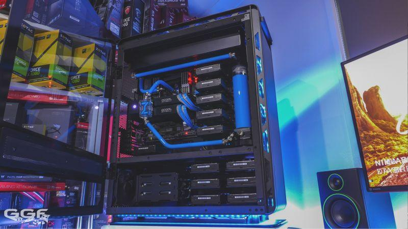 Phanteks Enthoo Elite Chassis