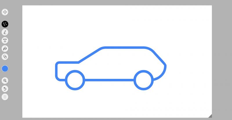 Google AutoDraw結合AI人工智慧,畫圖苦手救星
