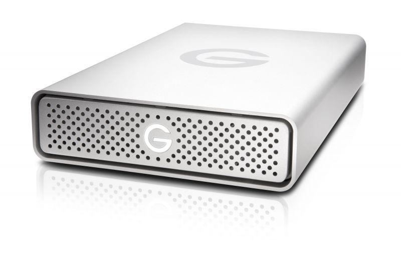 G-Technology推出G-DRIVE USB-C外接式硬碟 為創意工作者、MAC電腦與科技愛好者加快儲存速度