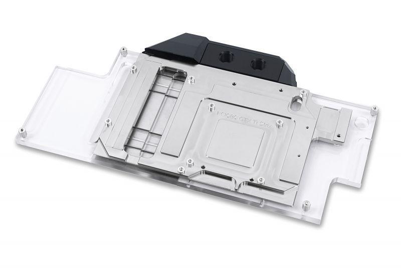 EK可預訂適用於ASUS ROG Strix GeForce GTX 1080 Ti水冷頭