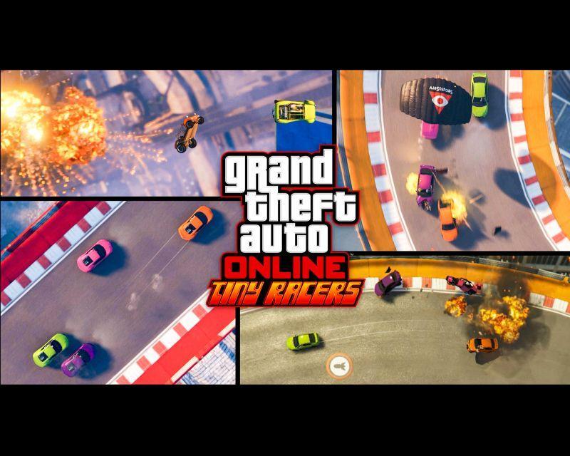 「GTA 線上模式:小小賽車手」將於 4 月 25 日推出