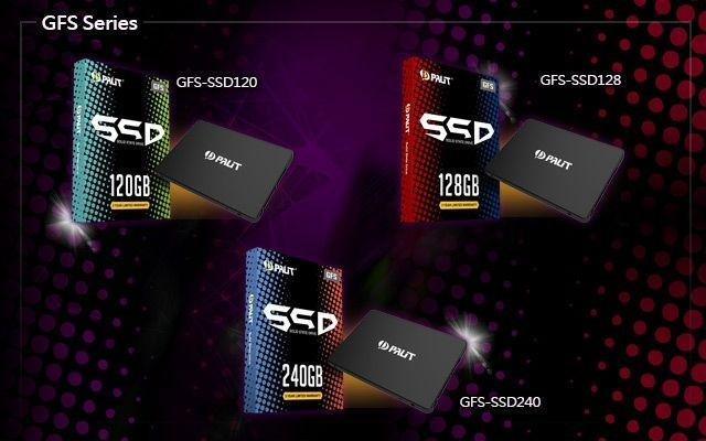 Palit同德SSD公布售價