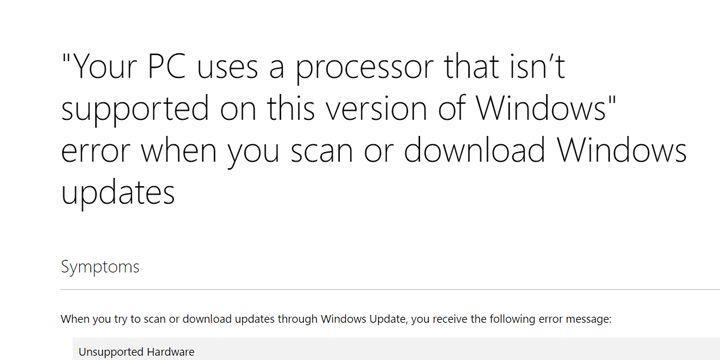 玩家破解 Windows 7 更新機制讓 Kaby Lake 與 Ryzen 平台能更新 Win7