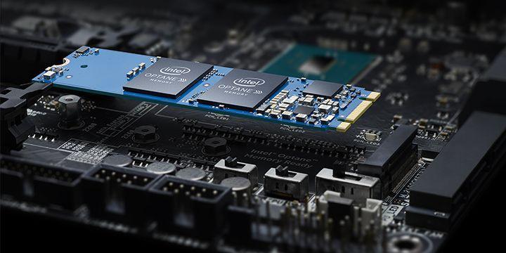 加速吧!硬碟, Intel Optane 快取開賣 16GB / 美元