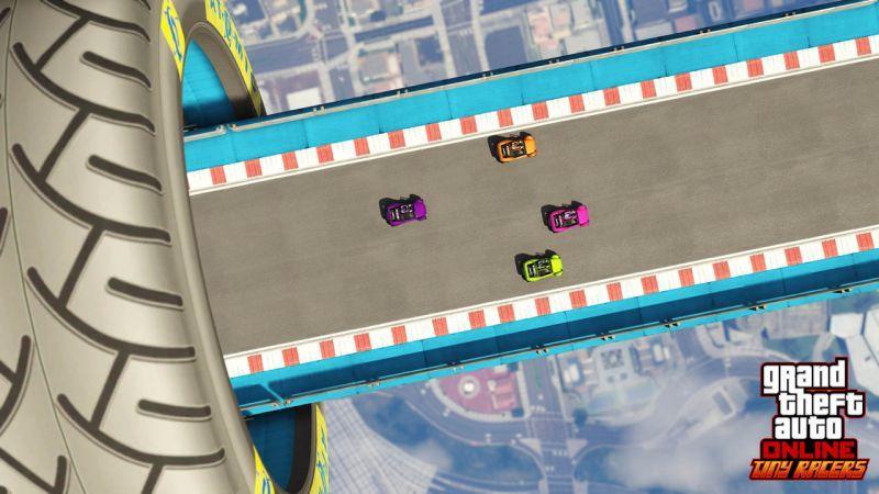GTA 線上模式:「小小賽車手」現已上線