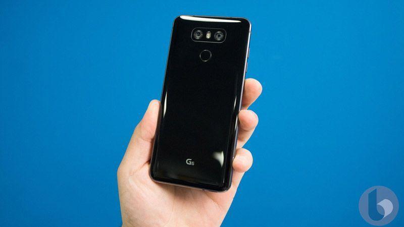 "LG G6或有mini版:5.4英寸的""小螢幕""手機"