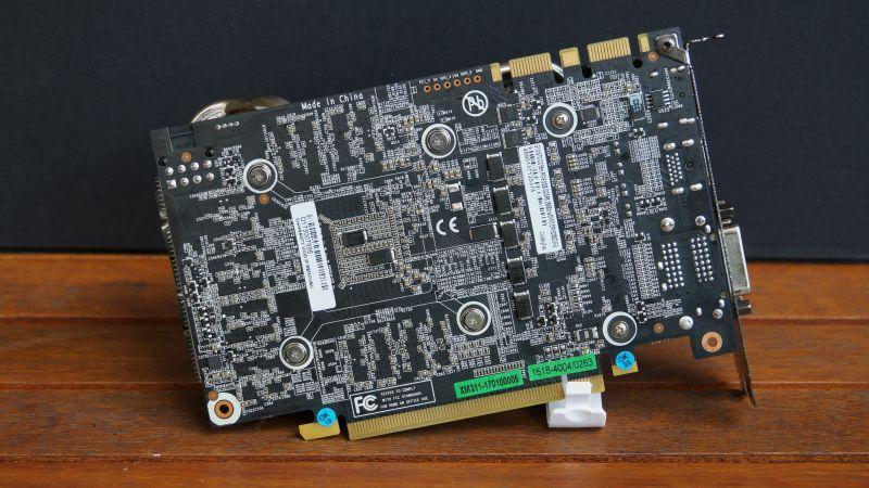 新世代迷你卡王駕到GALAX GeForce GTX 1070 OC Mini