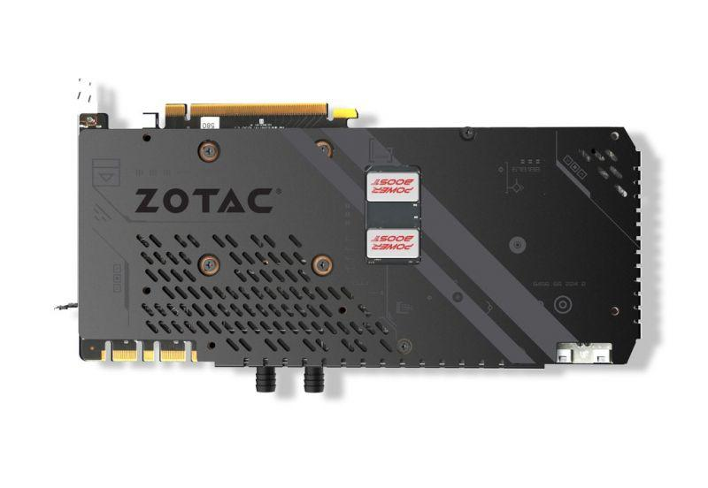 ZOTAC發佈搭載全覆式水冷裝置的GeForce GTX 1080 Ti ArcticStorm