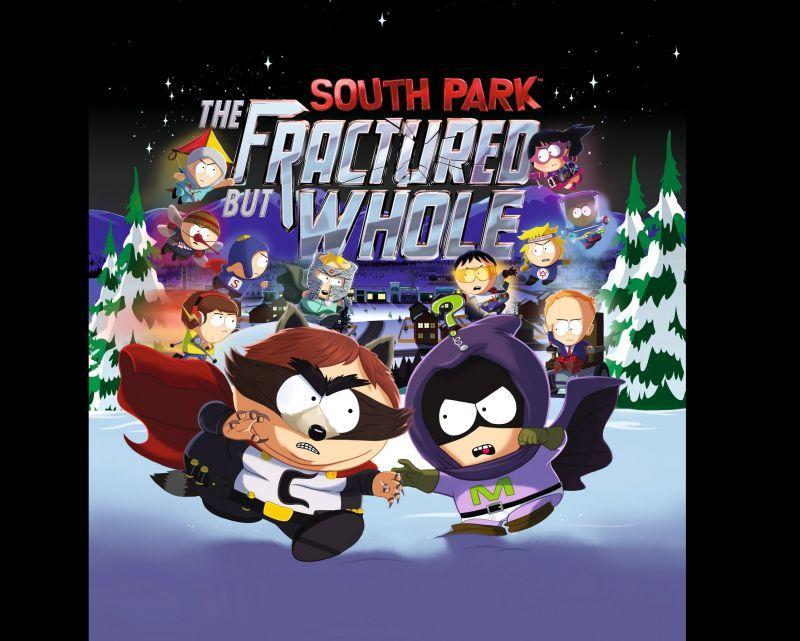 《南方四賤客:浣熊俠聯盟》2017年10月17日上市