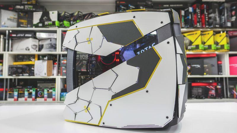 ZOTAC COMPUTEX 2017 BUILD