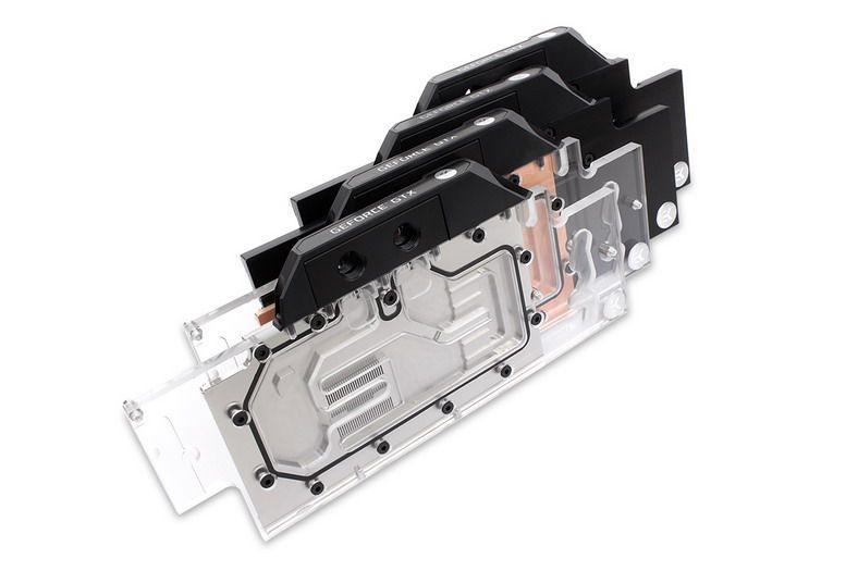 EK Water Blocks發佈全新GTX FE水冷頭:支持106款N卡