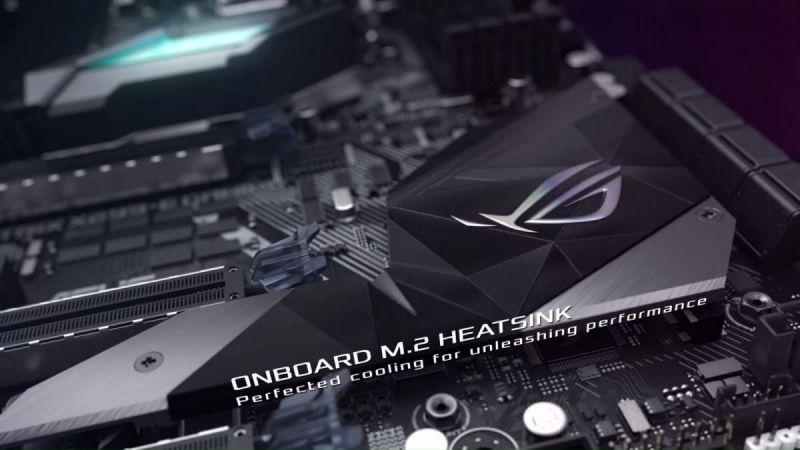 ASUS 發布 STRIX X299-E Motherboard 預告短片
