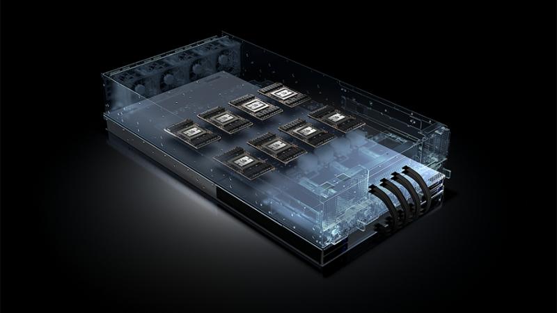 NVIDIA與全球頂尖伺服器製造商聯手推動 AI 雲端運算
