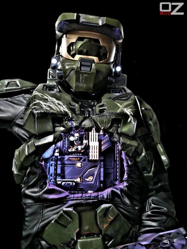 ASUS 戰警