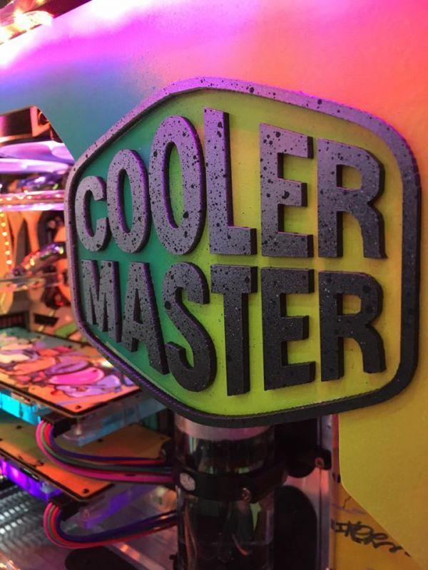 COMPUTEX 2017 COOLER MASTER 25th
