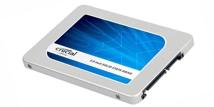 苦等一年半:美光全新廉價SSD BX300終於露面