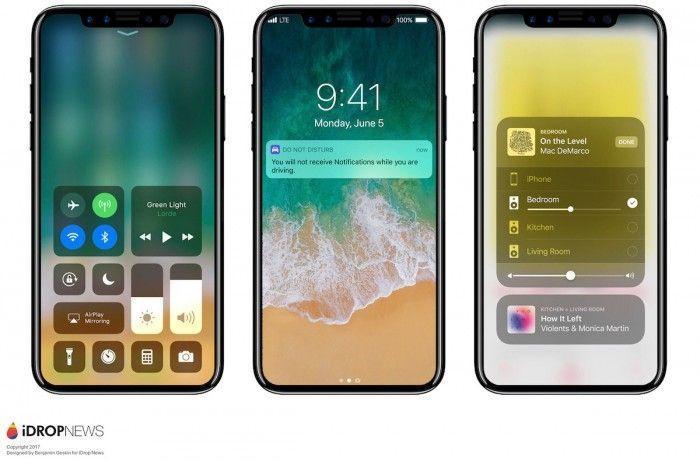 支援無線充電!iPhone 7S曝光:換用玻璃後殼