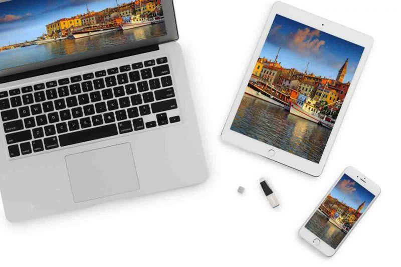 Western Digital旗下SanDisk品牌推出iPhone、iPad專用隨身碟
