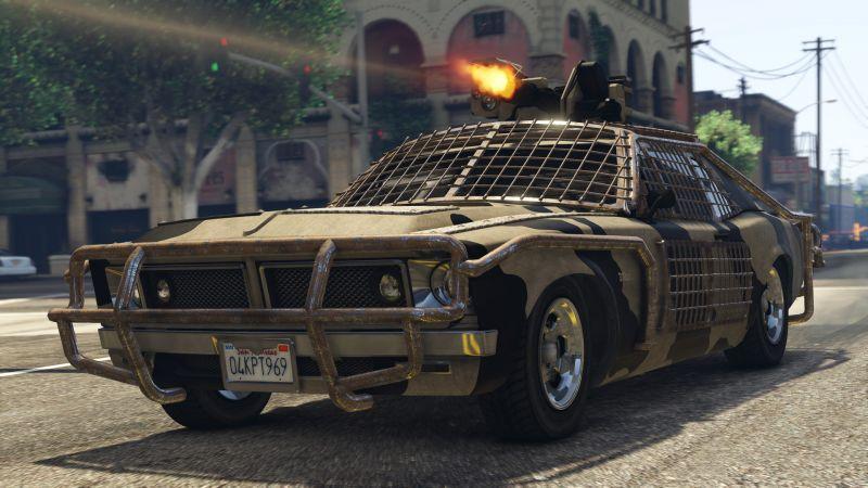 「GTA 線上模式:軍火走私」現已推出