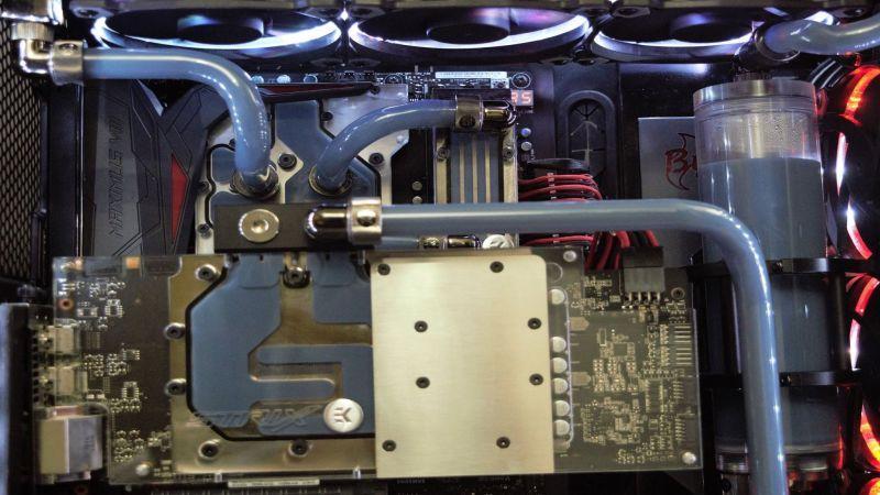 My rig: Antares