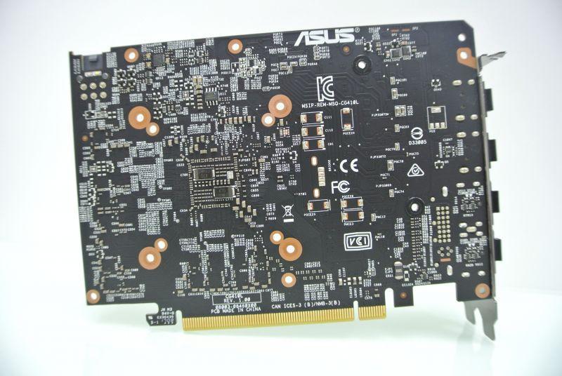 ASUS GTX1060 O6G 9GBPS梟鷹再現,展翼高飛,9GBPS高記憶體時脈帶著玩家飛入雲霄!