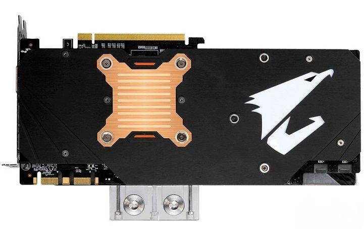 GIGABYTE技嘉AORUS最強GTX 1080 Ti顯示卡:水冷+RGB!