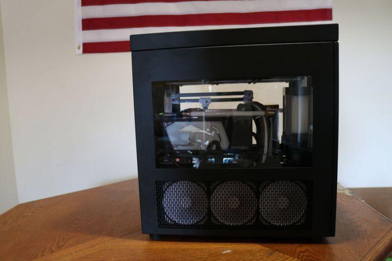 CaseLabs S8 with Dual Loops