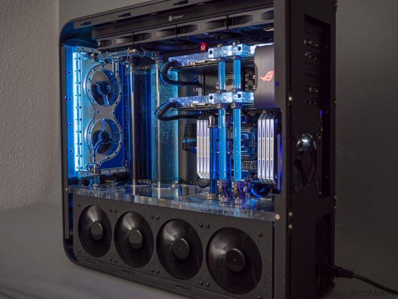 TJ07 Build