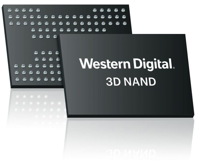 Western Digital推出業界首創96層3D NAND技術 強化3D NAND儲存技術領先地位 技術與營運表現維...