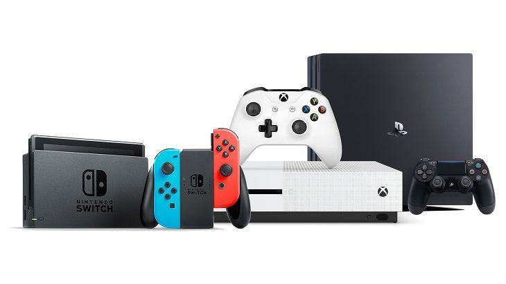 預測:微軟Xbox One銷售將被任天堂Switch超越!