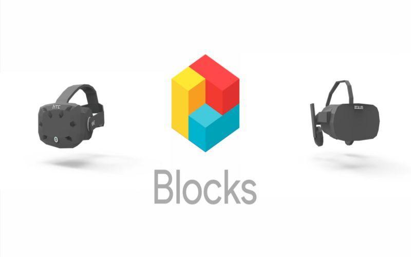 繼Tilt Brush,谷歌推出了3D 建模應用Blocks
