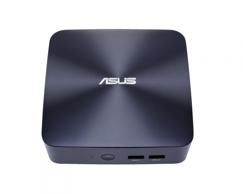 華碩推出全球首款搭載Intel Optane記憶體高效能迷你電腦—ASUS VivoMini UN65U