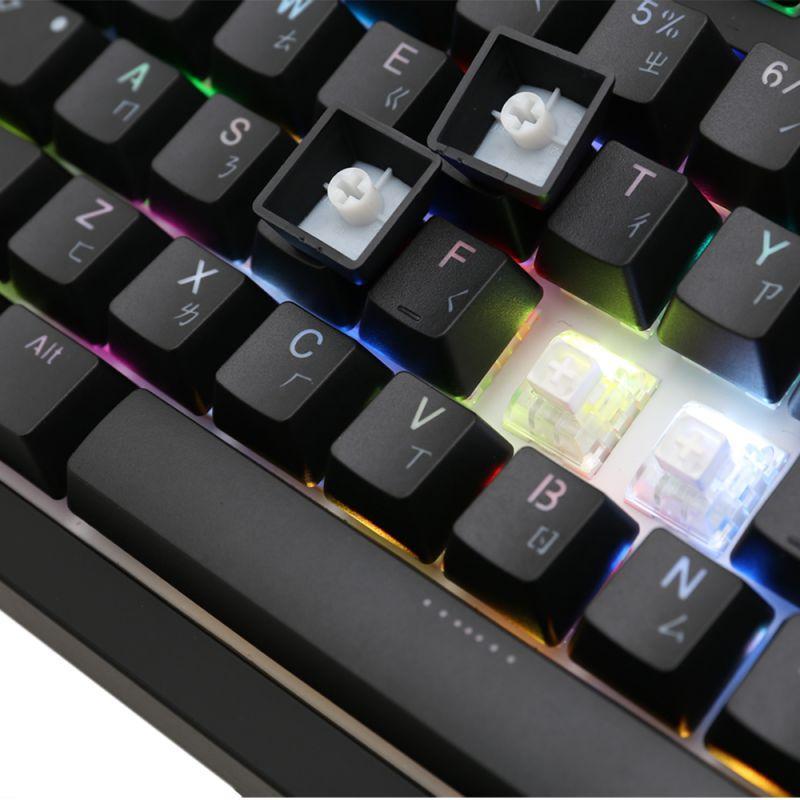 正港台灣製造 視博通PHANTOM幻影機械式鍵盤 魔幻上市