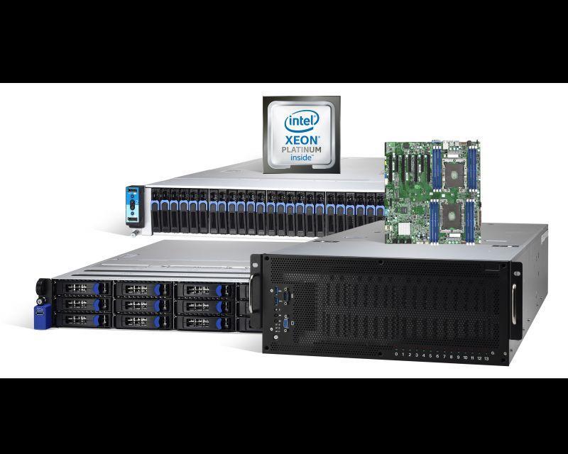 TYAN發佈新一代支援Intel® Xeon® Scalable Processors 伺服器平台